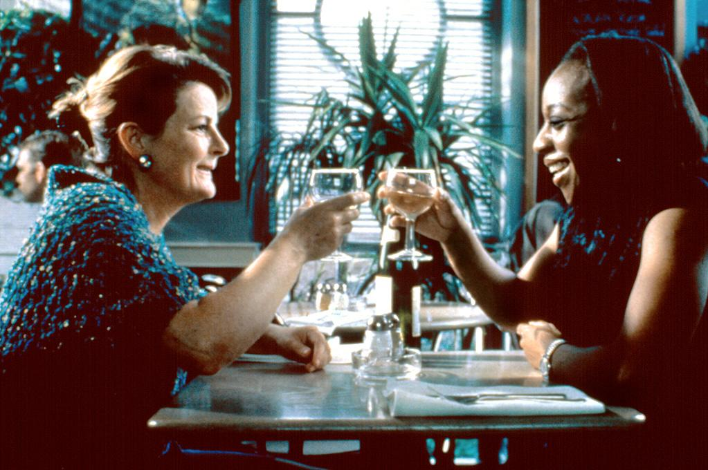 "<a href=""http://movies.yahoo.com/movie/1800265675/info"">SECRETS & LIES</a> <br> Directed by: <span>Mike Leigh</span> <br>Starring: <span>Brenda Blethyn</span>, <span>Marianne Jean-Baptiste</span>, <span>Timothy Spall</span>"