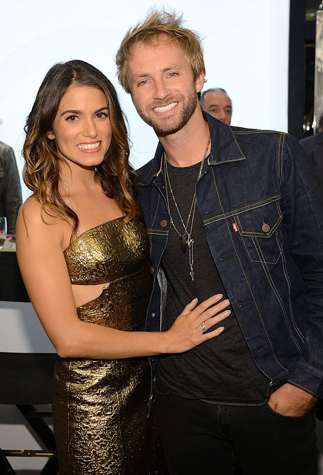 "<p class=""MsoNormal"">Young love got the better of ""Twilight"" actress Nikki Reed and ""American Idol"" contestant Paul McDonald after the two first met at the premiere of ""Red Riding Hood"" in March of last year. They began house hunting a short time later, and got engaged just three months after they first laid eyes on each other. Not surprisingly, the 20somethings didn't want to wait long to make it official, exchanging vows on a ranch in Malibu, California, that October. And for those who think the two rushed into things, well, you can keep your opinion to yourself.""I love him and I don't care,"" Reed told <em>People</em> in May 2011. ""I've never met anyone like him. I've never met anyone who has such a good solid heart and comes from such a good solid family and is just a genuine person. We have the exact same sense of humor. I've never laughed so much with anyone as I do with him."" </p>"