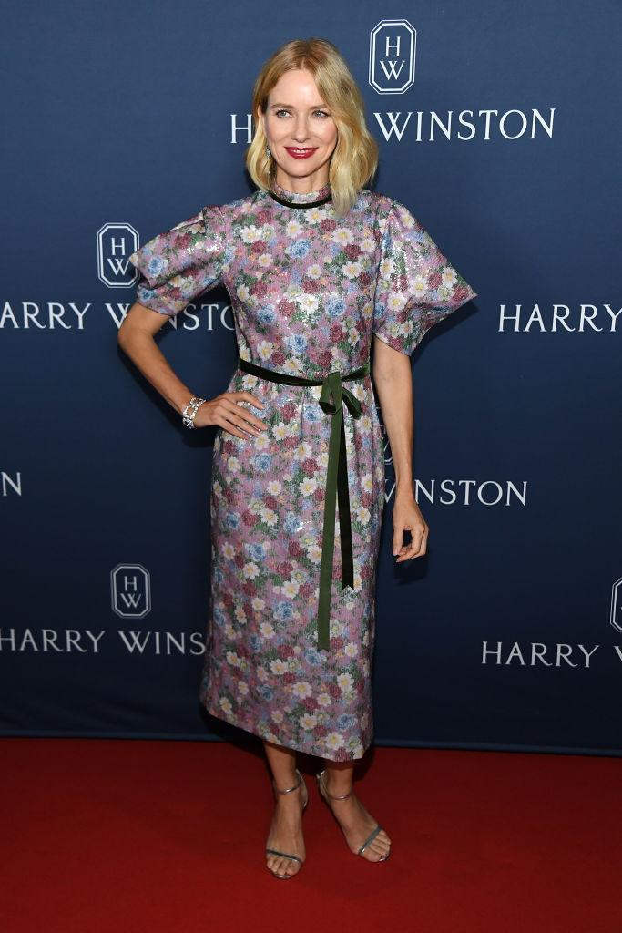 <p>Naomi Watts attended the 'New York Collection' by Harry Winston event on September 20 in an Erdem gown. One word: dreamy. <em>[Photo: Getty]</em> </p>
