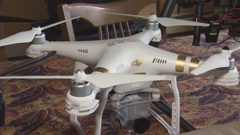 Commercial drone users worry about ever-shrinking airspace