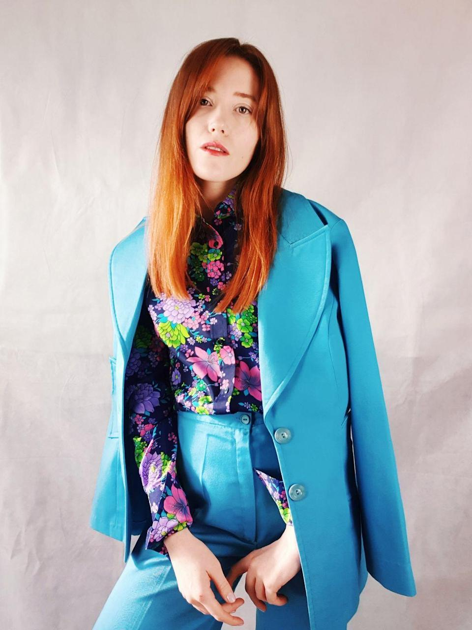 """<p>'Here at Beat Girl, we curate fun, wearable and affordable vintage, focusing on sourcing vintage gems from the 1950s to 1970s,' 27-year-old vintage-lover Mary Costello told ELLE UK.</p><p>'Each item is carefully hand-picked, from 1960s mini dresses, the perfect suit, to that pair of flares you'll never be without.'</p><p><a class=""""link rapid-noclick-resp"""" href=""""https://www.etsy.com/uk/shop/Beatgirlvintage"""" rel=""""nofollow noopener"""" target=""""_blank"""" data-ylk=""""slk:SHOP BEAT GIRL VINTAGE NOW"""">SHOP BEAT GIRL VINTAGE NOW</a></p>"""