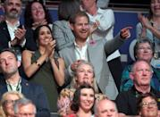 "<p>The couple have attended <a href=""https://www.townandcountrymag.com/society/tradition/g23940939/meghan-markle-prince-harry-invictus-games-sydney-2018-royal-tour-photo-day-6/"" rel=""nofollow noopener"" target=""_blank"" data-ylk=""slk:numerous events for the Invictus Games throughout their royal tour"" class=""link rapid-noclick-resp"">numerous events for the Invictus Games throughout their royal tour</a>. </p>"