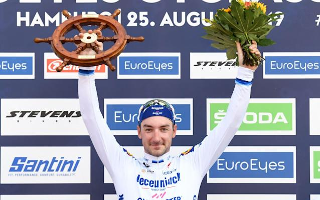 It was an unforgettable day for Elia Viviani - REX
