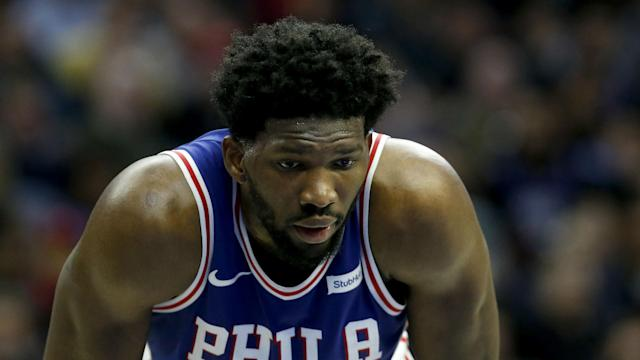 Philadelphia 76ers star Joel Embiid is in line to face the Miami Heat on Thursday.