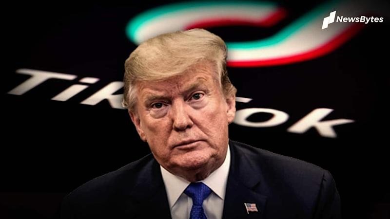 US will ban Chinese app TikTok, declares President Donald Trump