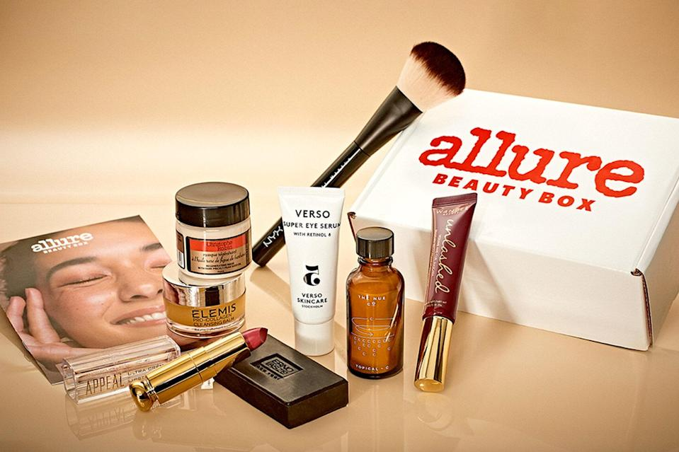 "$250, Allure. <a href=""https://beautybox.allure.com/"" rel=""nofollow noopener"" target=""_blank"" data-ylk=""slk:Get it now!"" class=""link rapid-noclick-resp"">Get it now!</a>"