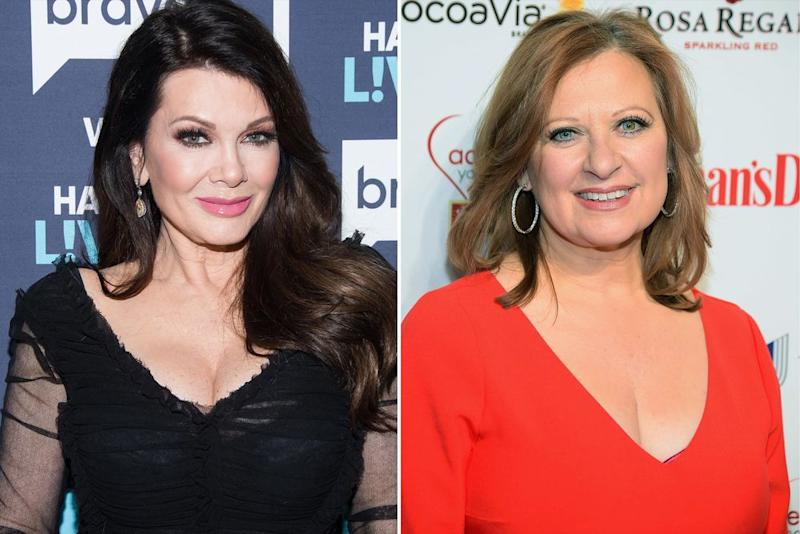 Lisa Vanderpump and Caroline Manzo | Charles Sykes/Bravo; Michael Loccisano/Getty Images