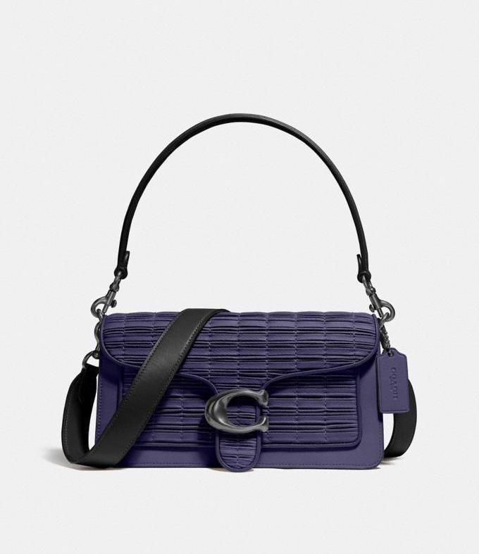 Tabby Shoulder Bag 26 With Pleating. Image via Coach.