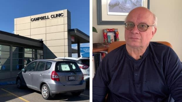 Lethbridge resident William Pelech said he grew angry and frustrated when, for the first time in his life, he could not see a doctor in a reasonable period of time when he was sick. (Joel Dryden/CBC - image credit)