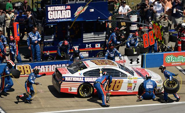 Happy Hour: It's overwhelmingly related to Dale Earnhardt Jr. this week