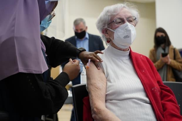 Seniors during this phase of the vaccine rollout will receive the Moderna or Pfizer vaccine.  (Francis Ferland/CBC - image credit)