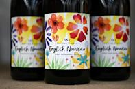 Production of the 2020 vintage -- Day's second -- will run to 2,500 bottles