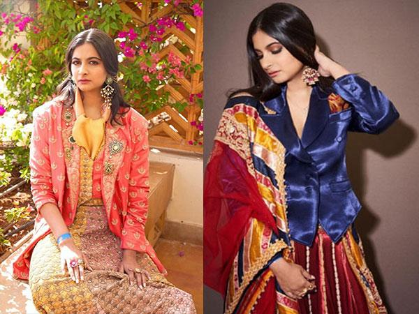 fb1456ed1c Androgynous and fuss-free, Rhea Kapoor gave two experimental outfit goals  for ladies, who are non-conformist and don't play by the rules.