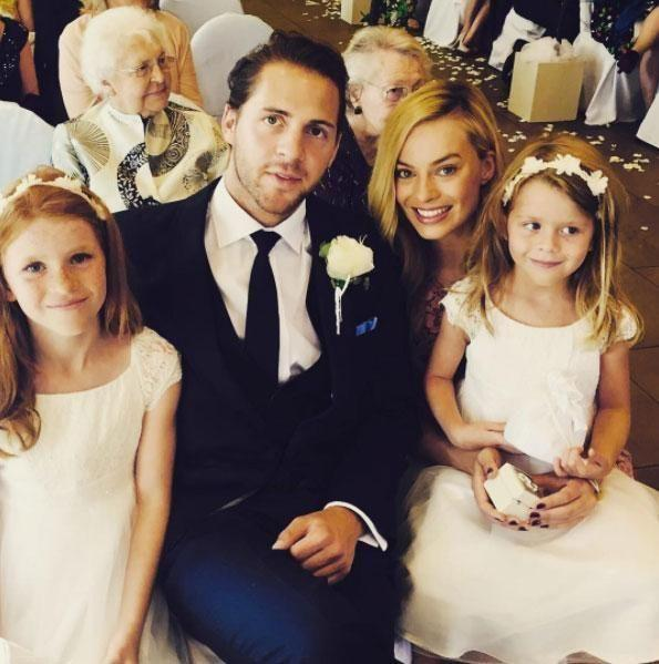 Margot tied the knot with Tom Ackerley in December 2016. Source: Instagram