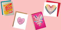 """<p>Even in the year 2020, it's sometimes hard to find <a href=""""https://www.goodhousekeeping.com/holidays/valentines-day-ideas/g30433059/kids-valentines-day-cards/"""" rel=""""nofollow noopener"""" target=""""_blank"""" data-ylk=""""slk:Valentines Day cards"""" class=""""link rapid-noclick-resp"""">Valentines Day cards</a> that look like you and your relationship, especially if you belong to the LGBTQ community. And that community is a large and growing one. According to the <a href=""""https://www2.census.gov/cac/nac/meetings/2017-11/LGBTQ-families-factsheet.pdf"""" rel=""""nofollow noopener"""" target=""""_blank"""" data-ylk=""""slk:most recent U.S. Census"""" class=""""link rapid-noclick-resp"""">most recent U.S. Census</a> (which we have to acknowledge likely still undercounts LGBTQ people and their families), there are approximately 10.7 million LGBTQ adults in the United States. About 1.4 million adults in the U.S. identify as transgender, and around half of LGBTQ adults identify as bisexual. That same data shows that almost 1.1 million LGBTQ people in the U.S. are married to someone of the same sex, a number that's steadily increasing. For those who haven't officially tied the knot, more than 1.2 million LGBTQ people in the U.S. are in an unmarried same-sex relationship. </p><p>Of course, if you aren't currently partnered, that doesn't mean you can't join in the card-giving fun. Many people send Valentine's to their friends, family or coworkers. We took to the Internet to find the best LGBTQ Valentines Day cards that celebrate love in its gorgeous rainbow of forms. You'll almost definitely find one here that's just perfect for you and your loved ones.</p>"""