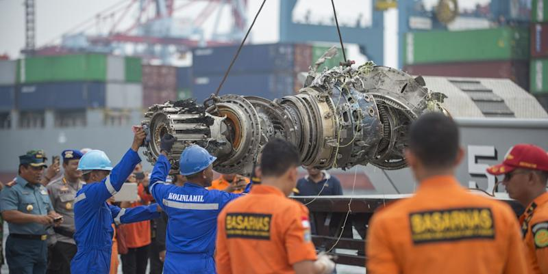 Indonesian jet crash victim's family sues Boeing