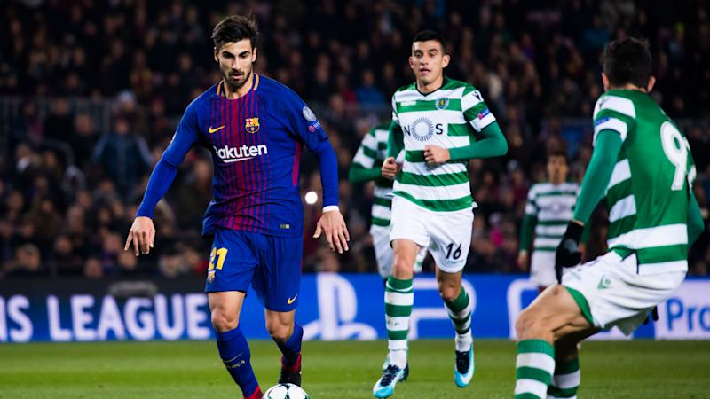 Gomes focused on 'living the dream' at Barcelona