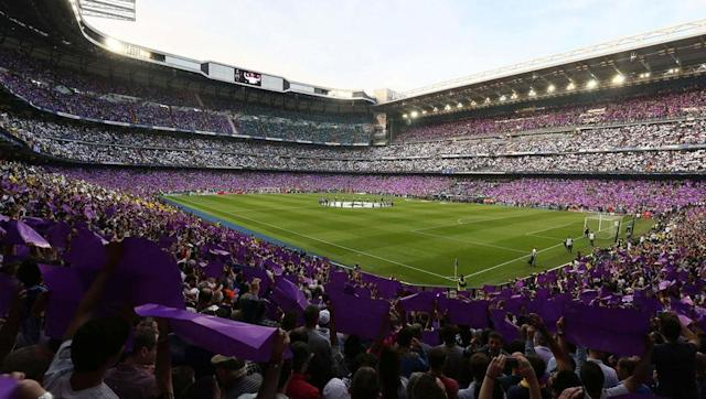 <p><strong>Average attendance: 68,446</strong></p> <p>Stadium capacity: 85,454</p> <p>Occupancy rate: 80.1%</p> <br><p>Into the top five now and one of the undisputed homes of football, the Santiago Bernabeu Stadium is a popular destination for football tourists from all over the world. Although it never quite reaches its capacity on a regular basis, it remains one of the most visited stadiums in Europe.</p>