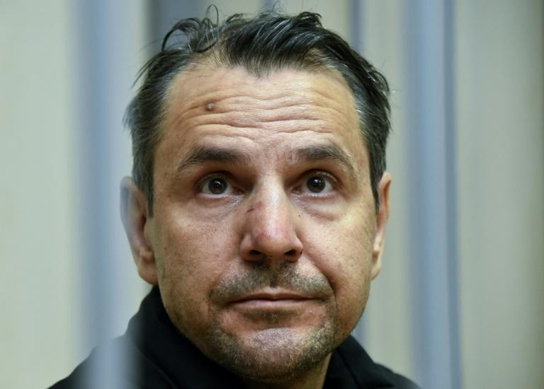 Boris Grits attacked Tatyana Felgenhauer after breaking into the journalist's office at a radio station