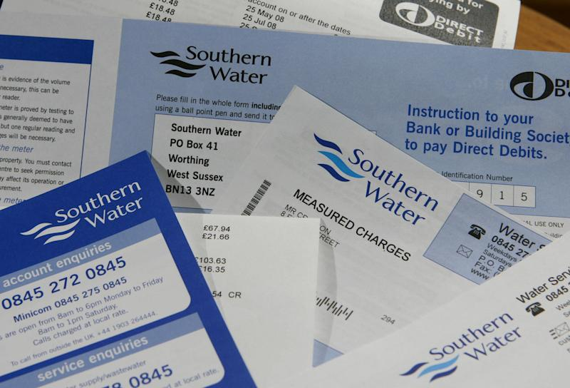 Southern Water fined £126m for 'co-ordinated efforts to deceive'