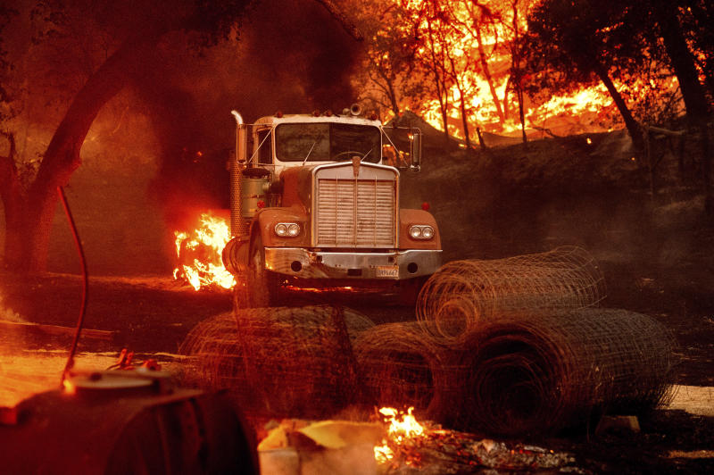 CALIFORNIA-INCENDIOS