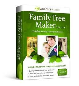 New Version of the Nation's #1-Selling Family History Software Now Available From Ancestry.com