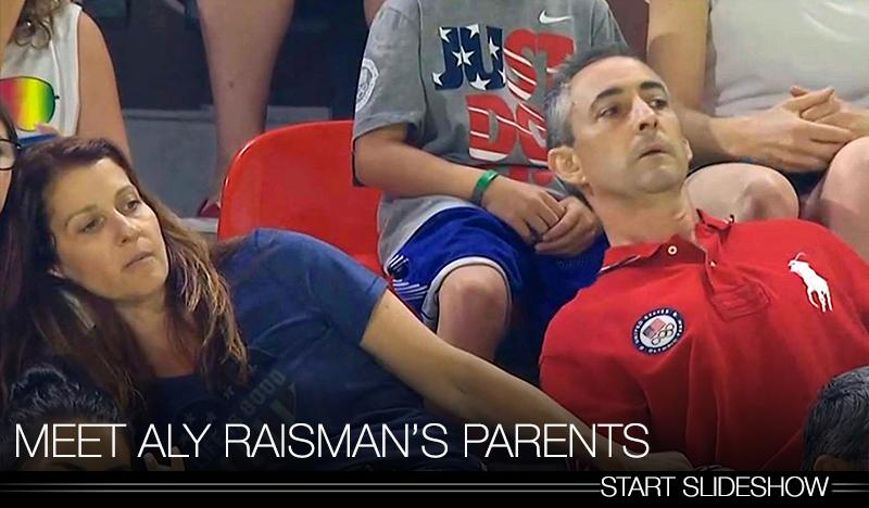 Aly raisman wants you to know something about her parents what makes it particularly amusing is that raisman is so solid and consistent for years now shes been one of the finest gymnasts in the world m4hsunfo
