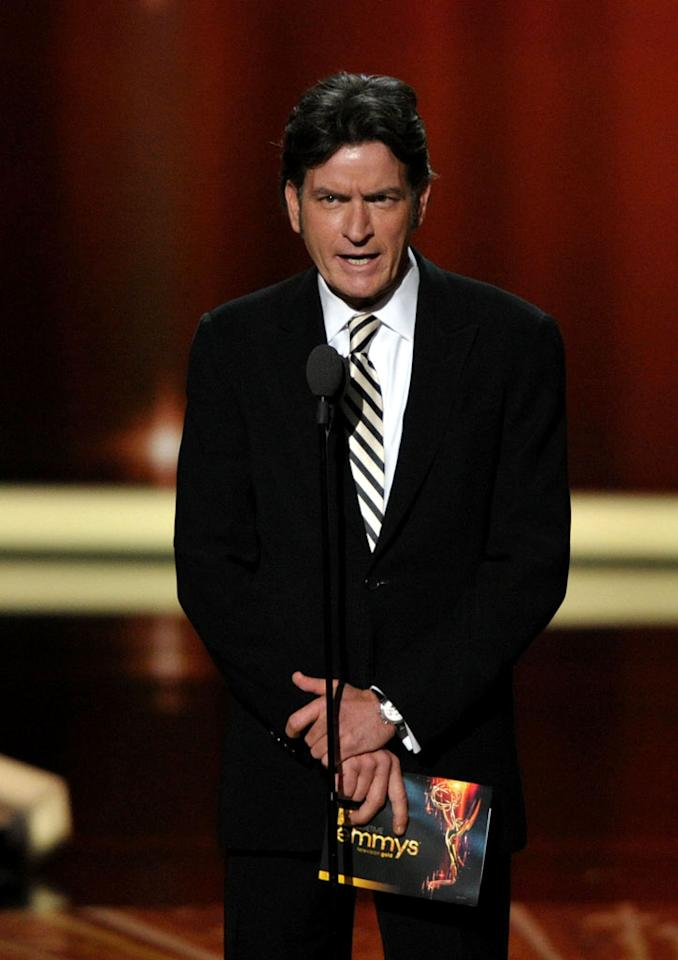 """Worst: Every Reference to 'Two and a Half Men'<br> When your best joke is about where to find the half-man, you know you are pushing it by calling your show a """"comedy."""" And how extremely uncomfortable was the audience during the latest stop on Charlie Sheen's apology-career resurrection tour? We suspect Mel Gibson is calling him for advice right now."""