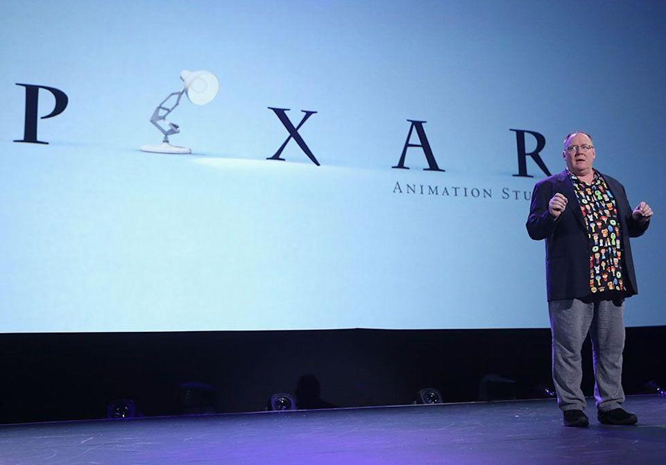 "<p>Future Pixar exec John Lasseter was fired from his job as a <a href=""https://www.goodhousekeeping.com/life/entertainment/news/a46459/disney-future-release-dates/"" rel=""nofollow noopener"" target=""_blank"" data-ylk=""slk:Disney animator"" class=""link rapid-noclick-resp"">Disney animator</a> for trying too hard to get them to switch to computer animation. He was eventually hired back by the company in 2006 when Disney bought Pixar for $7.4 billion<span class=""redactor-invisible-space"">.</span></p>"