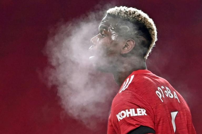 Smoking: Paul Pogba impressed for Manchester United