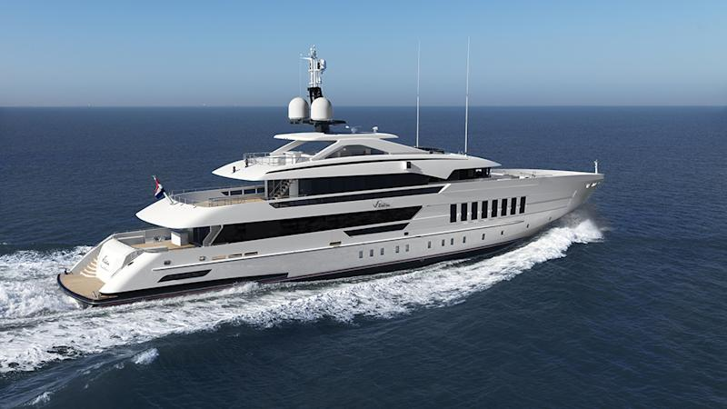 12 Must-See Yachts at This Year's Monaco Yacht Show