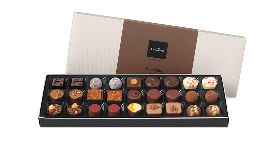 The Everything Sleekster Chocolate Gift Box