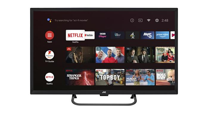 JVC LT-32CA690 Android TV 32