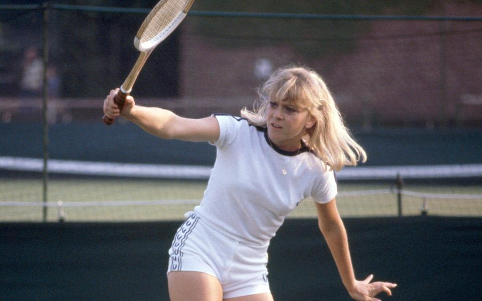 The former tennis ace star revealed the heartwarming generosity of her former coach Arthur Roberts - Mike Brett/Popperfoto