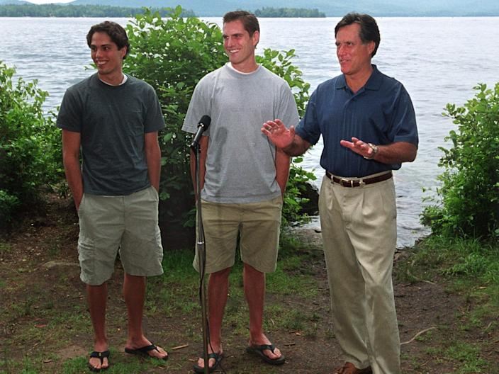 romney and sons