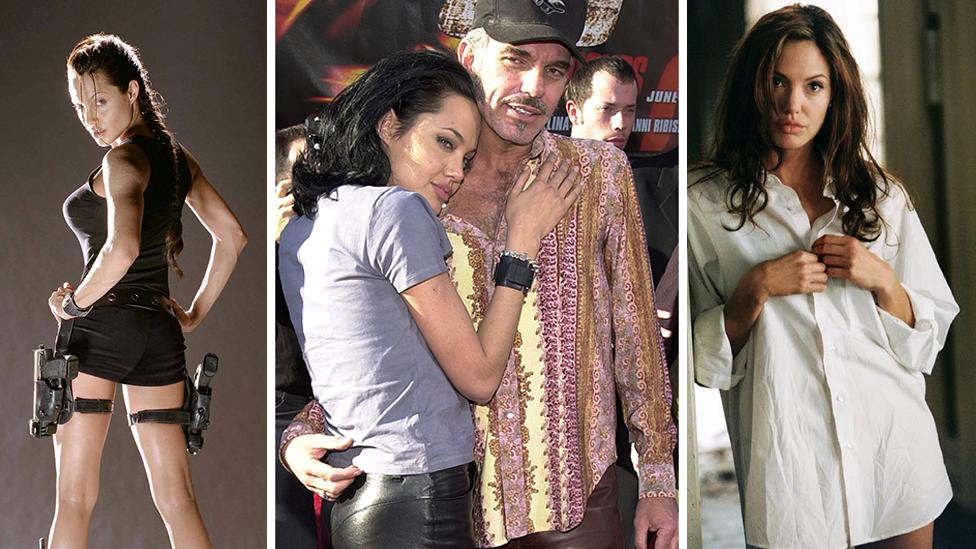 <p>Angelina Jolie turns 43 years old today. So we wanted to take a look at all her most memorable moments. Happy birthday Ange! </p>