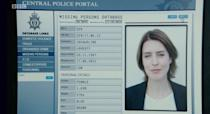 <p>She was played Gina McKee.</p>