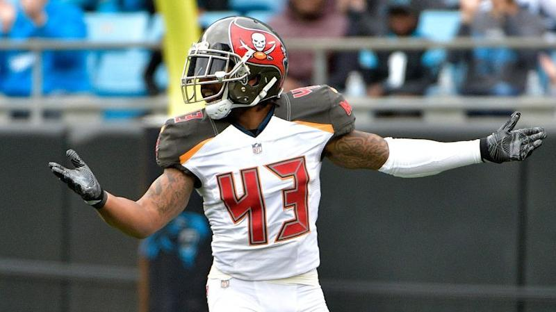 Cardinals sign safety T.J. Ward to practice squad