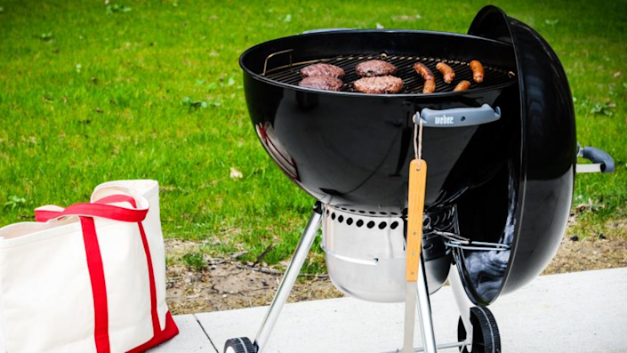Grilling doesn't have to end at summer.