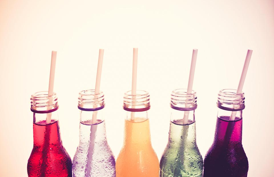 Fizzy drinks aren't great for the body [Photo: Getty]
