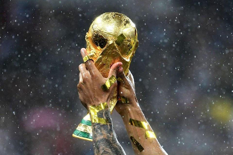 Arsene Wenger wants the World Cup to be held every two years  (AFP via Getty Images)