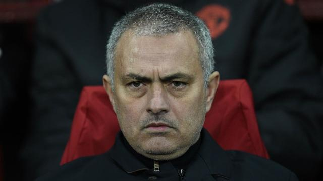Jose Mourinho slammed his team for their lack of concentration leading up to kick-off and during the first 45 minutes at Old Trafford.