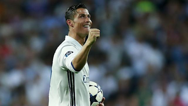 The Real Madrid star smashed five goals over two legs to down Bayern Munich, leaving a former colleague dumbstruck
