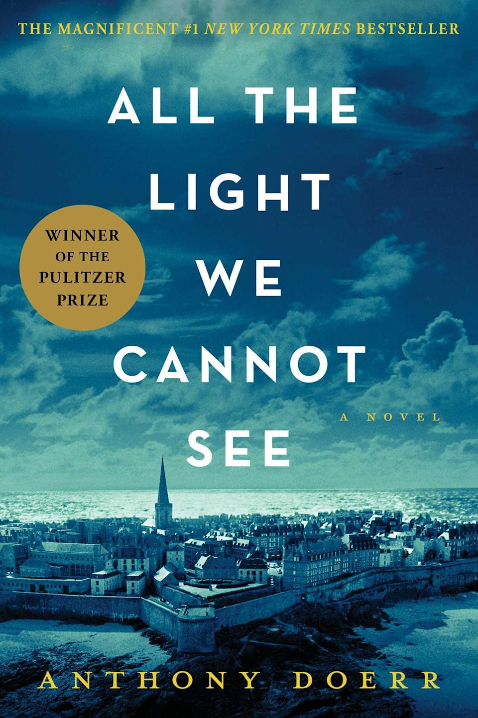 """""""All the Light We Cannot See"""" is a Pulitzer Prize winner."""