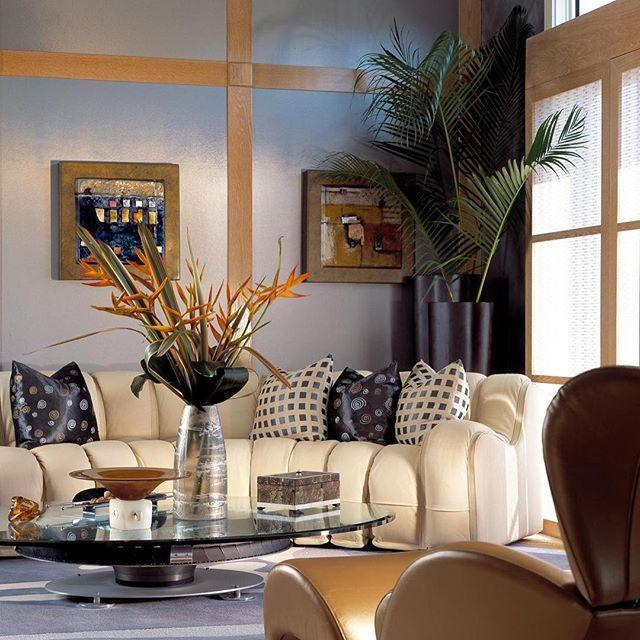 """<p>A trailblazer in the design industry since the 1990s, Hayes has created homes for clients including Wesley Snipes and Samuel L. Jackson. After studying to become a teacher, Hayes pivoted to interior design after enrolling at the Art Institute of Fort Lauderdale. """"I realized it was an art form—it wasn't just decorating with colors and furniture,"""" she once told <em><a href=""""https://www.architecturaldigest.com/story/hayes-article-042007"""" rel=""""nofollow noopener"""" target=""""_blank"""" data-ylk=""""slk:AD."""" class=""""link rapid-noclick-resp"""">AD. </a></em></p><p><a href=""""https://www.instagram.com/p/BUNkSWTBS0R/"""" rel=""""nofollow noopener"""" target=""""_blank"""" data-ylk=""""slk:See the original post on Instagram"""" class=""""link rapid-noclick-resp"""">See the original post on Instagram</a></p>"""