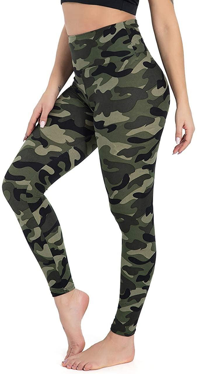 <p>These <span>High Waisted Leggings for Women</span> ($14) come in so many different colors, it's hard to keep track! We're very into the camo, though; it's fun for fall.</p>