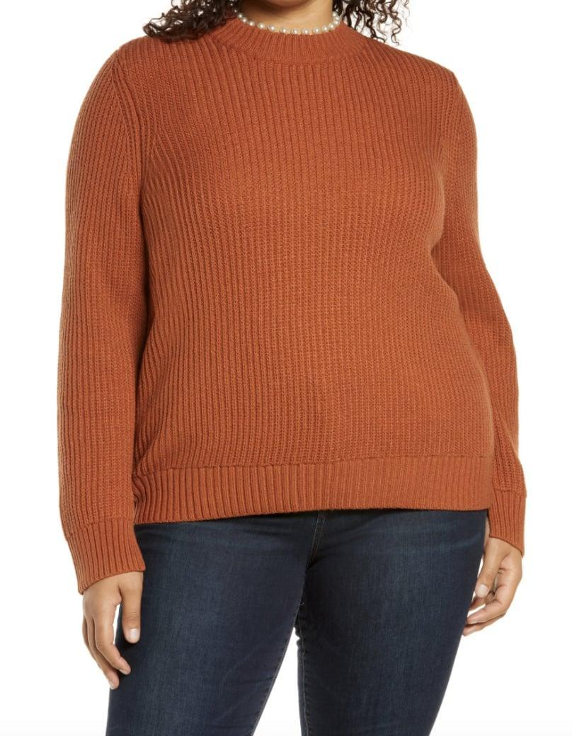 <p>This <span>Vero Moda High Neck Sweater</span> ($35, originally $69) is versatile enough to be dressed up or down.</p>