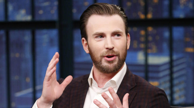 Chris Evans Says What We're All Thinking About Barack Obama
