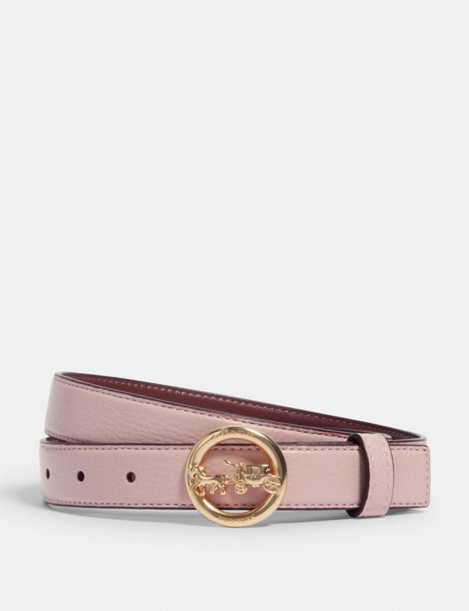 Horse And Carriage Buckle Belt - Coach Outlet, $32 (originally $128)