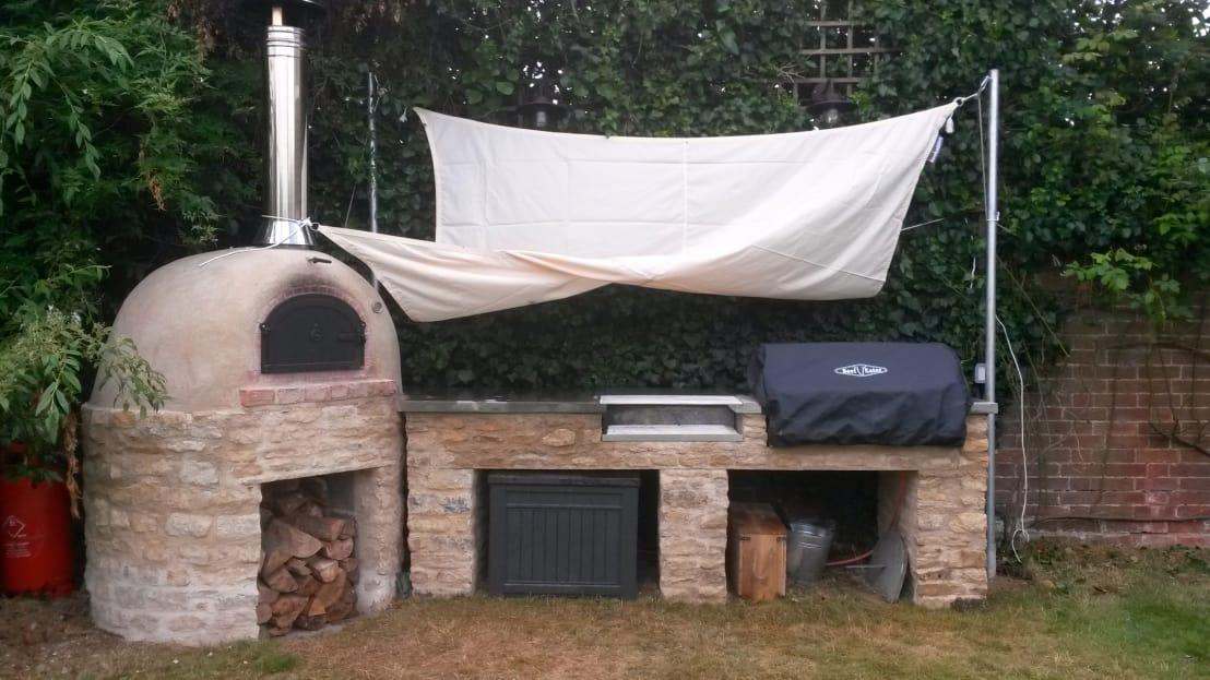 Credits: homify / wood-fired oven